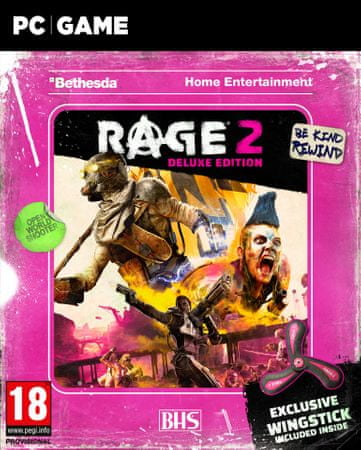 RAGE 2 Deluxe Edition (PC); 9105498
