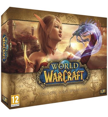 World of Warcraft Battlechest V5.0 (PC); 66848