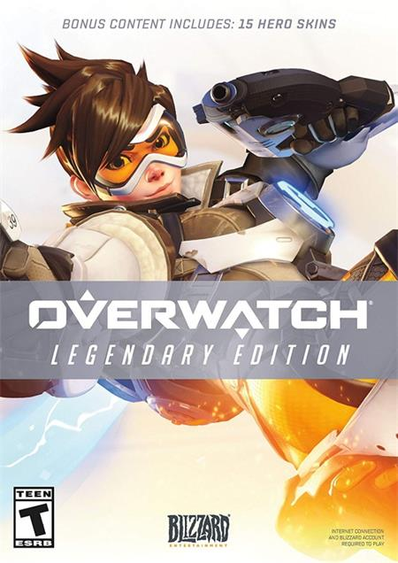 Overwatch - Legendary Edition (PC); 9105249