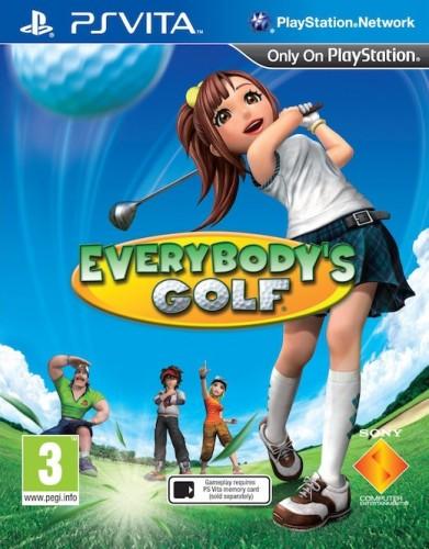 Everybodys Golf (PS Vita); 66325