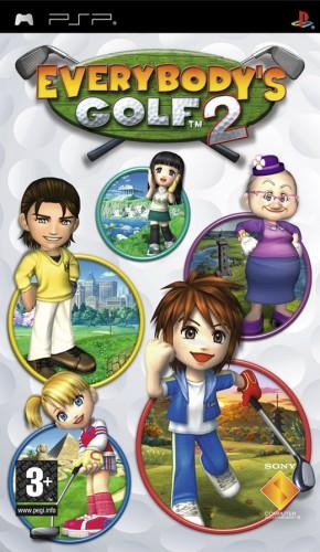 Everybodys Golf 2 (PSP); 3634