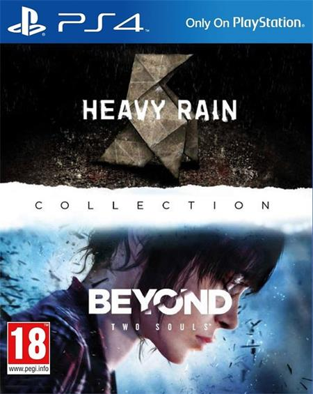 Heavy Rain & Beyond Two Souls Collection (PS4); 9102561