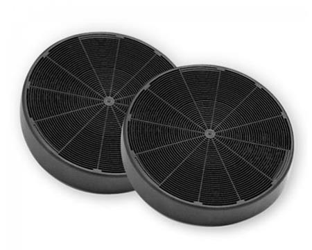 Faber Uhlíkový filtr F8 - sada 2 ks; 112.0037.325