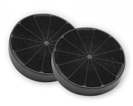 Faber Uhlíkový filtr FLL8 s dlouhou životností - sada 2 ks; 112.0185.278