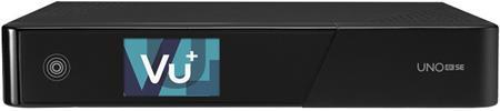 Vu+ UNO 4K SE (1x dual DVB-S2X FBC); 245939