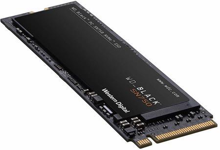 WD Black SN750, M.2 - 1TB; WDS100T3X0C