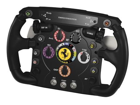 Thrustmaster Ferrari F1 Wheel Add-On (4160571); 4160571