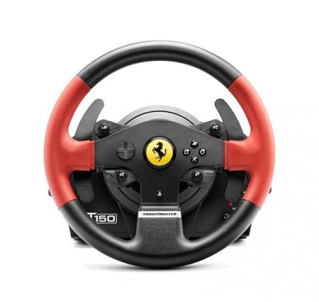 Thrustmaster T150 Ferrari Edition (PC, PS3, PS4); 4160630
