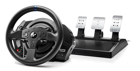 Thrustmaster T300 RS + pedály T3PA, GT edition (PS3, PS4, PC) ; 4160681