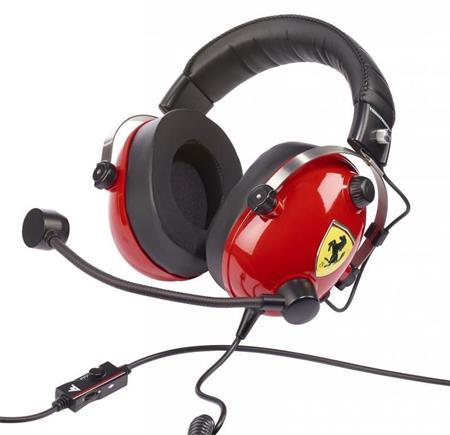 Thrustmaster T.Racing Scuderia Ferrari Edition, černá/červená; 4060105