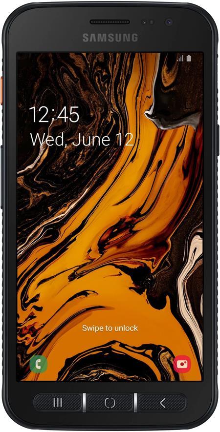 Samsung Galaxy Xcover 4s, 3GB/32GB, černá; SM-G398FZKDXEZ