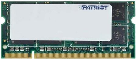 Patriot Signature Line 8GB DDR4 2666 SODIMM; PSD48G266681S