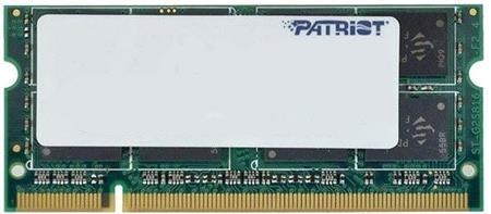 Patriot Signature Line 16GB DDR4 2666 SODIMM; PSD416G26662S