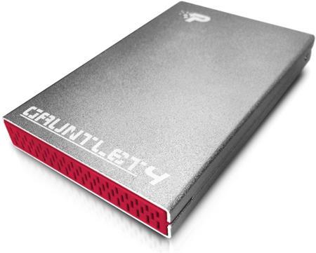 "Patriot Gauntlet 4 Aluminum USB 3.1 externí box pro SSD a HDD 2,5""; PCGT425S"
