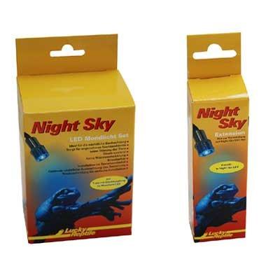 Lucky Reptile Night Sky Set obsahuje 3 LED; FP-63811