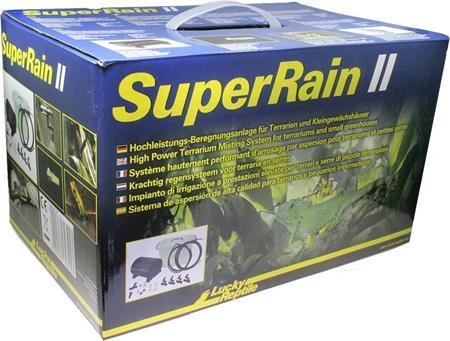 Lucky Reptile Super Rain II - rosící zařízení; FP-62345