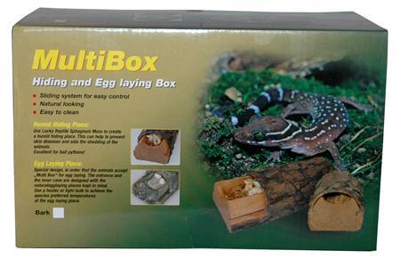 Lucky Reptile Multi Box Kůra cca 45x25x23 cm; FP-64283