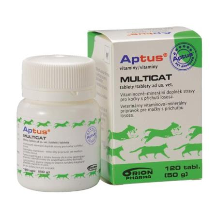 Aptus Multicat 120tbl (celkové zdraví); A-23266