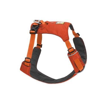 Ruffwear postroj pro psy, Hi & Light, červený, velikost XXXS; BG-3082-601S3