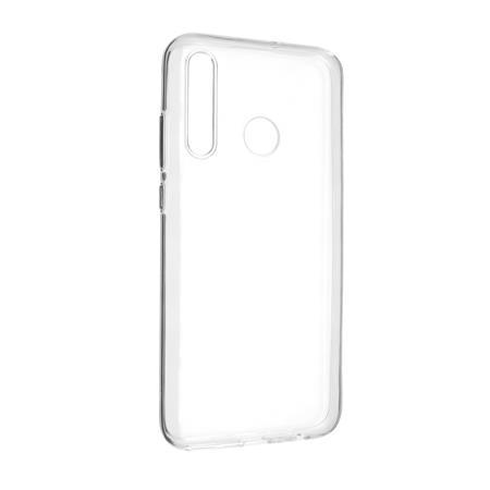 Ultratenké TPU gelové pouzdro FIXED Skin pro Honor 20 Lite, 0,6 mm, čiré; FIXTCS-418