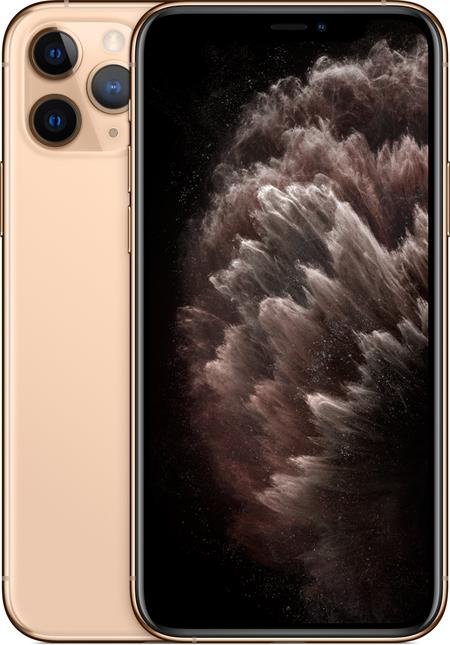 Apple iPhone 11 Pro 64GB Gold; mwc52cn/a