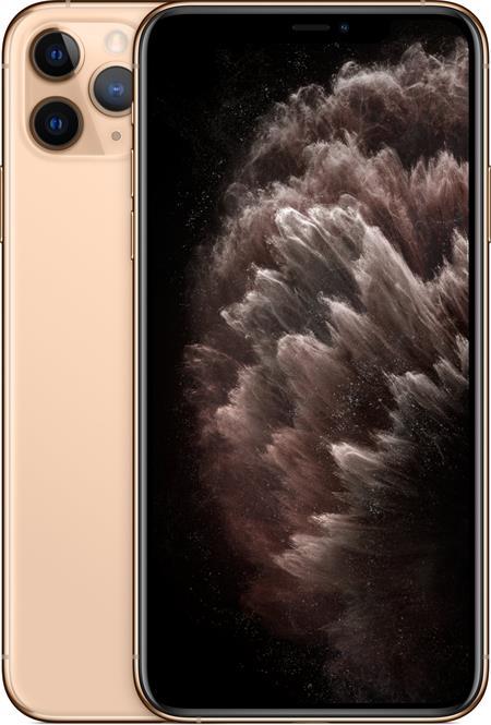 Apple iPhone 11 Pro Max 64GB Gold; mwhg2cn/a