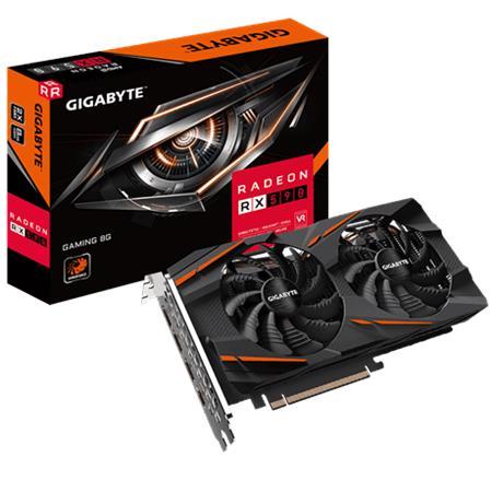 GIGABYTE Radeon RX 590 GAMING 8G; GV-RX590GAMING-8GD