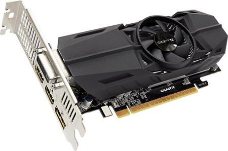 GIGABYTE GTX 1050 Ti OC Low Profile 4GB; GV-N105TOC-4GL