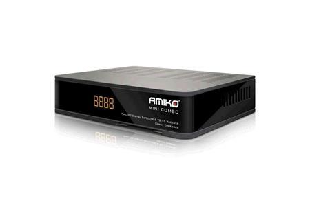 AMIKO Mini Combo EXTRA; IST-DBKAMHC140 - Amiko Mini HD