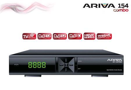 FERGUSON ARIVA 154 HD Combo; ARIVA154