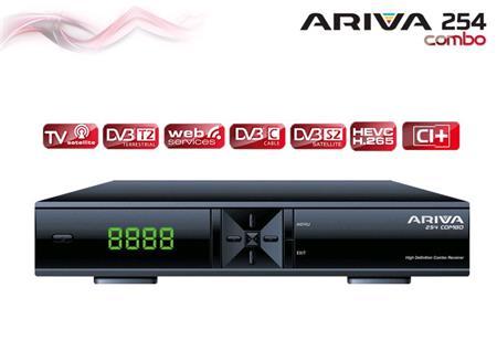 FERGUSON ARIVA 254 HD Combo; ARIVA254