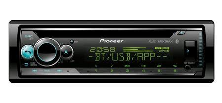 Pioneer DEH-S520BT; DEH-S520BT