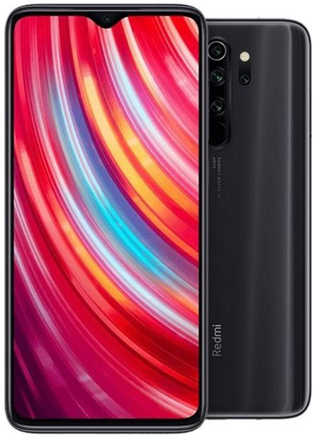 Xiaomi Redmi Note 8 Pro, 6GB/64GB, černá; 95XI200