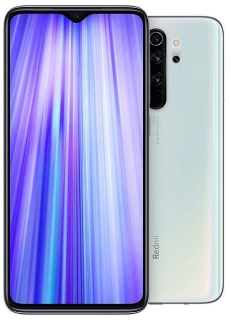 Xiaomi Redmi Note 8 Pro, 6GB/128GB, bílá; 6941059629641