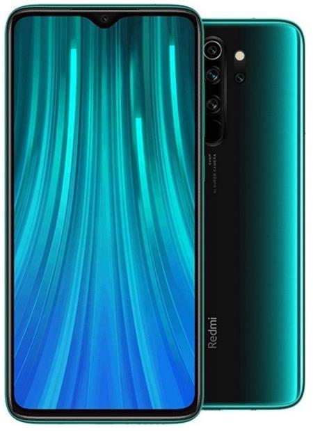 Xiaomi Redmi Note 8 Pro, 6GB/128GB, zelená; 6941059629658