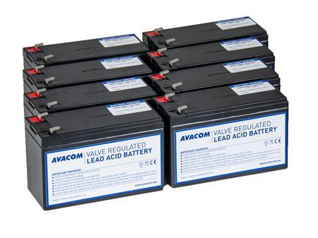 AVACOM bateriový kit pro renovaci RBC105 (8ks baterií); AVA-RBC105-KIT