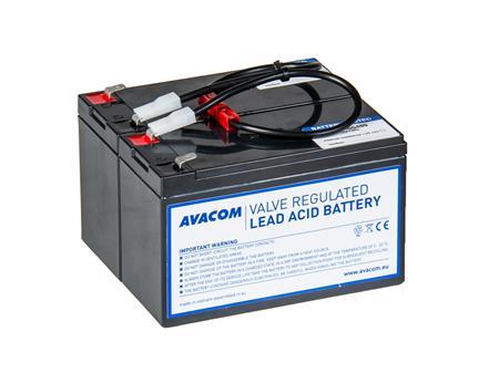 AVACOM náhrada za RBC109 - baterie pro UPS (2ks baterií typu HR); AVA-RBC109