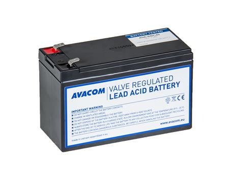 AVACOM náhrada za RBC40 - baterie pro UPS; AVA-RBC40