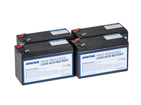 AVACOM bateriový kit pro renovaci RBC115 (4ks baterií typu HR); AVA-RBC115-KIT