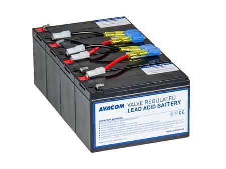 AVACOM náhrada za RBC8 - baterie pro UPS; AVA-RBC8
