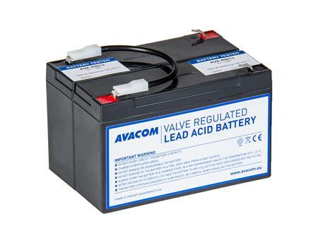 AVACOM náhrada za RBC3 - baterie pro UPS; AVA-RBC3