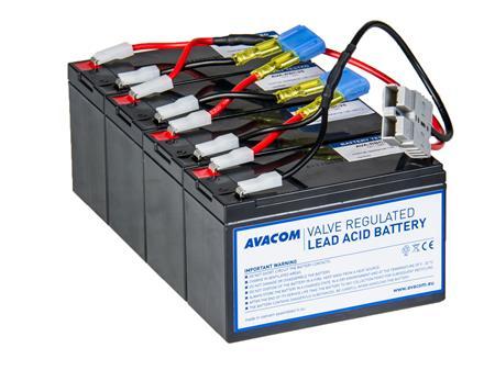 AVACOM náhrada za RBC25 - baterie pro UPS; AVA-RBC25