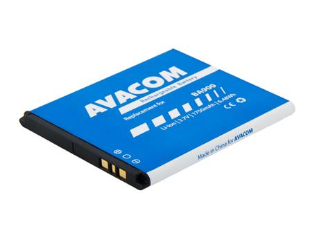 AVACOM Baterie do mobilu Sony Xperia L Li-Ion 3,7V 1750mAh, (náhrada BA900); GSSE-BA900-1750