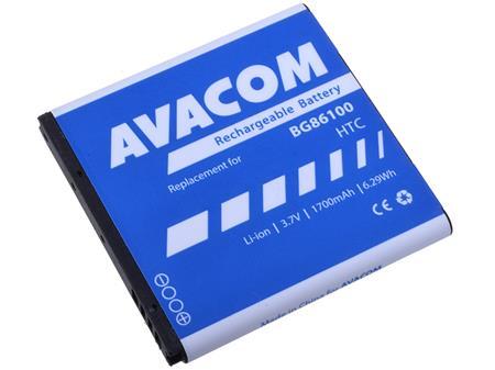 AVACOM Baterie do mobilu HTC G14 Sensation Li-Ion 3,7V 1700mAh (náhrada BG86100); PDHT-G14-S1700A