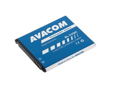 AVACOM Baterie do mobilu LG Optimus L9 II Li-Ion 3,8V 2100mAh, (náhrada BL-53QH); GSLG-LG605-S2100