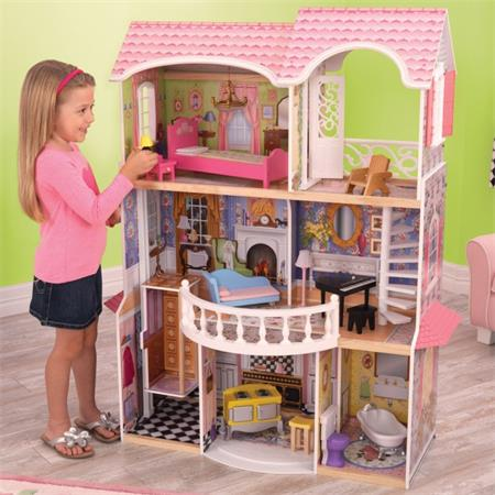 KIDKRAFT Domeček pro panenky Magnolia Mansion; 24902