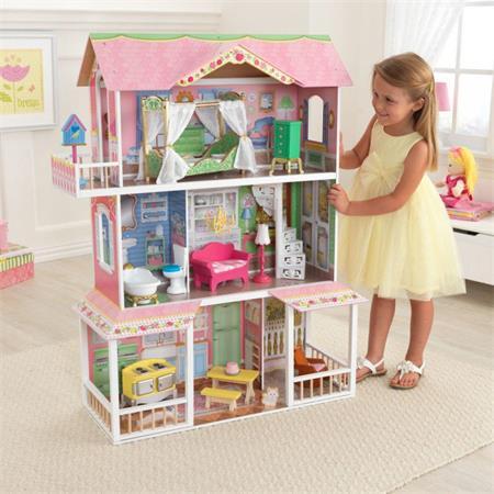 KIDKRAFT Domeček pro panenky Sweet Savannah; 24879