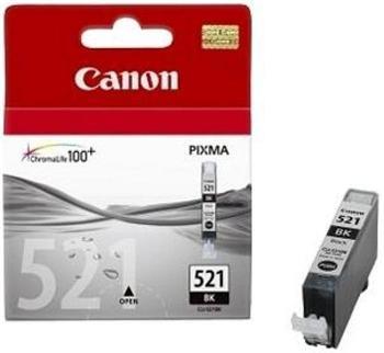 Canon CLI-521BK ; 2933B001