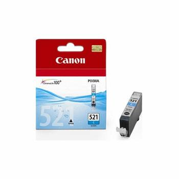 Canon CLI-521C; 2934B001