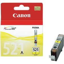 Canon CLI-521Y; 2936B001